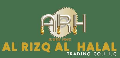 AL RIZQ AL HALAL TRADING LLC Official Logo