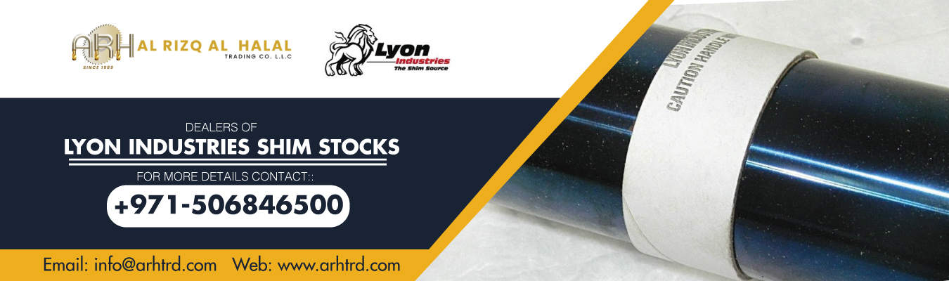 Authorized Dealers of Lyon Industries Shim Stocks in Dubai