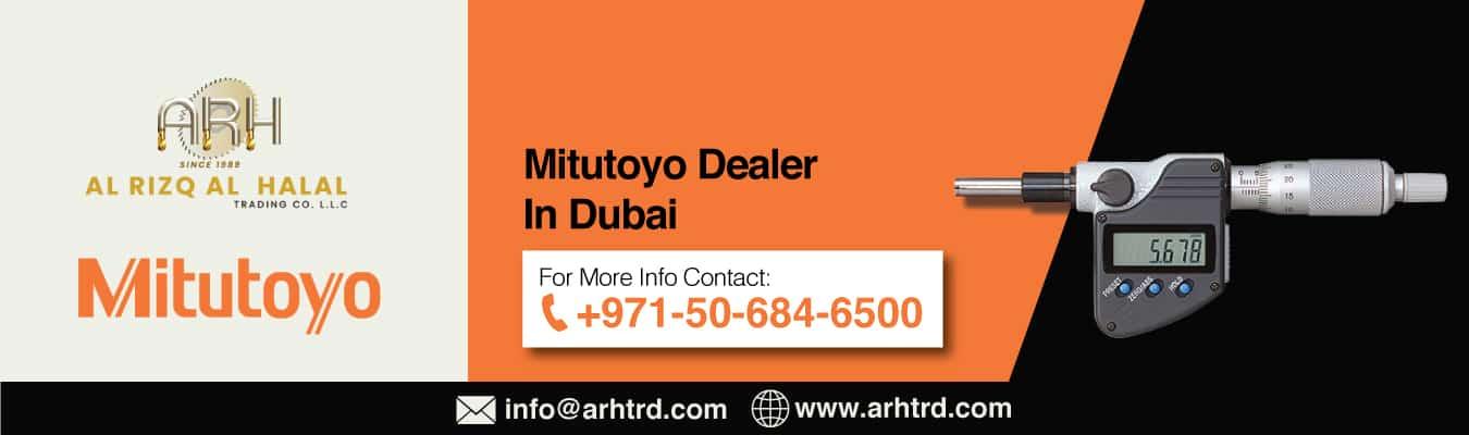 Mitutoyo Authorized Distributor in Dubai | ARHTRD